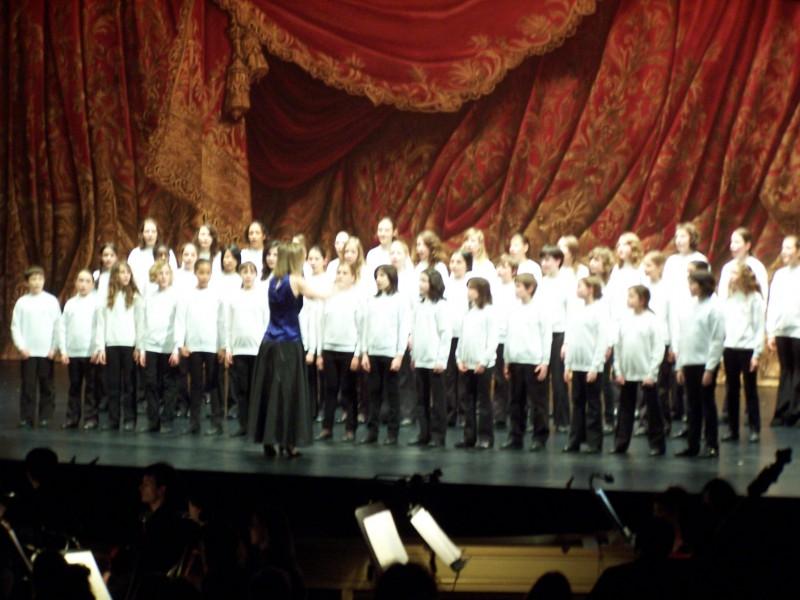 Les Polysons à l'Opéra Garnier
