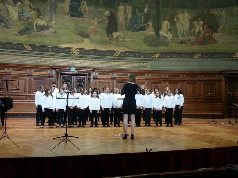 Chansons Prim' à la Sorbonne