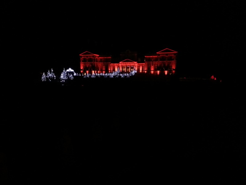 Noël à Vaux le Vicomte