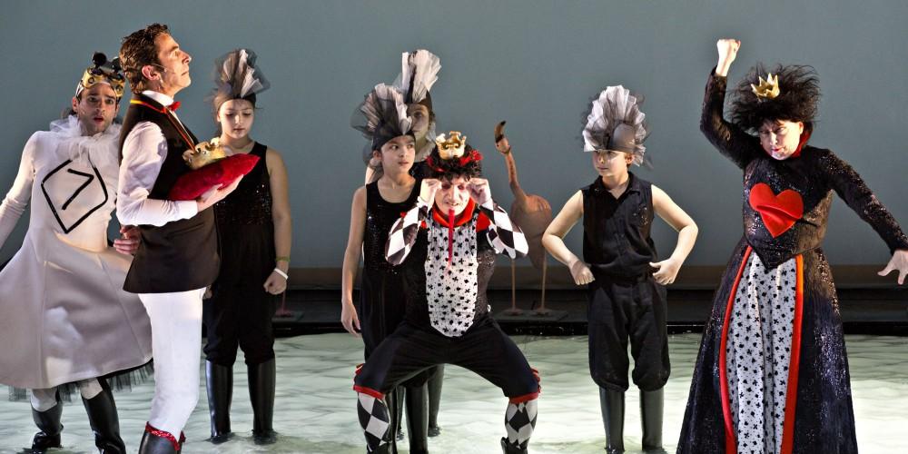 Alice et autres Merveilles au théâtre de la Ville