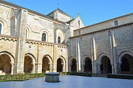 Concert à l'Abbaye de Nieul sur l'Autize