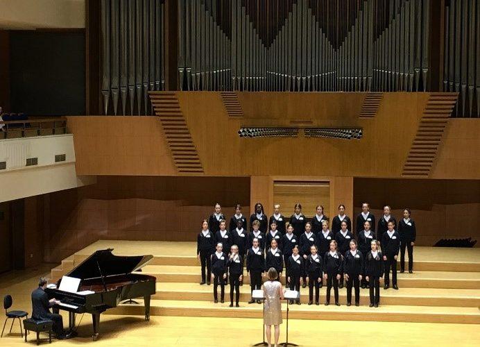 En concert à Pékin