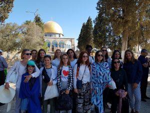 Tournée du Choeur des Polysons en Palestine
