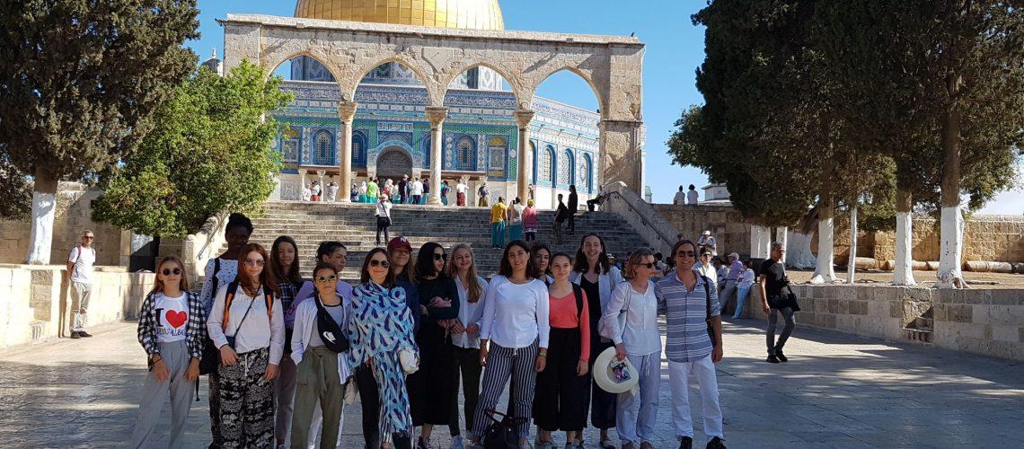 Le Choeur des Polysons en Palestine