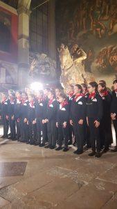 Concert à l'école des Beaux Arts de Paris